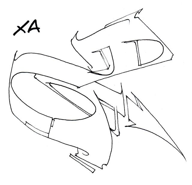 Socrome sketchbook