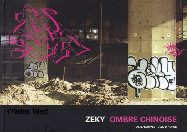 """""""Ombre Chinoise"""", Zeky"""